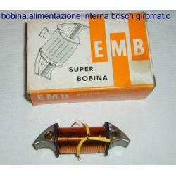 BOBINA ALIMENTAZIONE IMPIANTO BOSCH GIROMATIC F.MORINI FBM