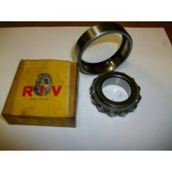 CUSCINETTO RIV A RULLI NF 305 D.25X62X17