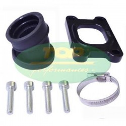 KIT COLLETTORE TOP TPR 360 GRADI MINARELLI AM6 DERBI 50 PER CARBURATORE OKO 28