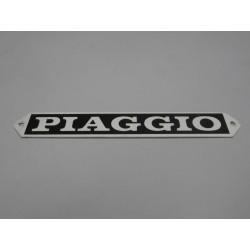"""TARGHETTA """"PIAGGIO"""" APE"""