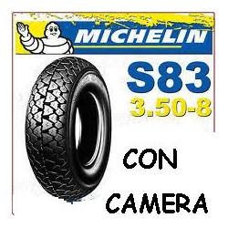 COPERTONE PNEUMATICO 3.50.8 MICHELIN S83