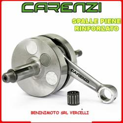 ALBERO MOTORE CARENZI RACING EVOLUTION MINARELLI AM6 16000g/m SPALLE PIENE