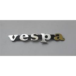 """SCRITTA """"VESPA"""" INTERASSE PIOLI 8MM"""