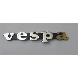 """SCRITTA """"VESPA"""" INTERASSE PIOLI 58MM"""