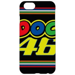 COVER I-PHONE 7 VR46 NERO