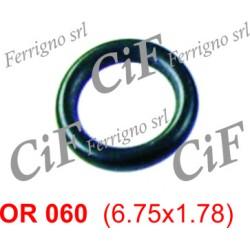 GUARNIZ.OR SELETTORE CAMBIO VESPA 50-125 PRIMAVERA-125 ET3-PK50-PK125-APE 50