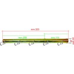 TUBO COMANDO GAS PER VESPA PK 50 125 FL2 - VESPA 50 HP R.O. 265991