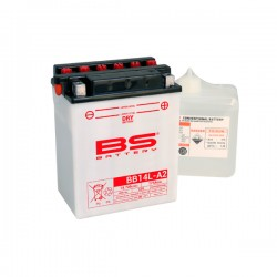 BATTERIA BS BB14L-A2 12V-14,7AH CON ACIDO