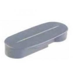 COPRIMOLLEGGIO PLASTICA NERA PX PE 2° SERIE -VESPA COSA