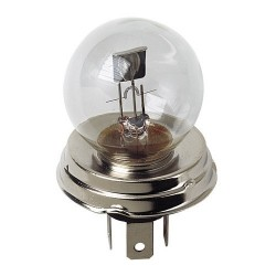 LAMPADINA 12 VOLT X 45 40W BILUCE ASIMMETRICA  P45T