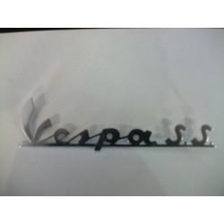 """SCRITTA PIAGGIO  """"VESPA S.S."""""""