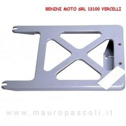 PIASTRA PORTAPACCHI PER CUSCINO SELLA PER VESPA 125 V30T VM1T VM2T ANNO 1951 AL 1954