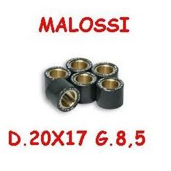 KIT RULLI MALOSSI D.20X17 GRAMMI 8,5