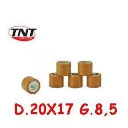 KIT RULLI TNT D.20X17 GRAMMI 8,5