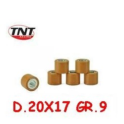KIT RULLI TNT D.20X17 GRAMMI 9