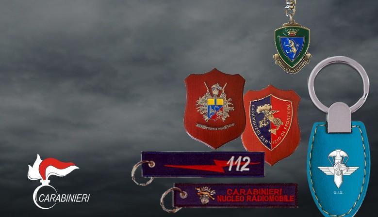 Rivenditore Oggettistica Carabinieri