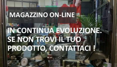 Magazzino on-line
