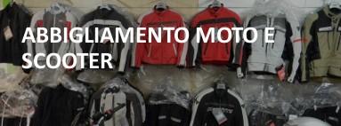 Abbigliamento Moto e Scooter
